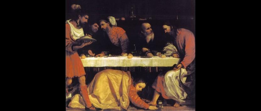 Kvinden i farisæerens hus