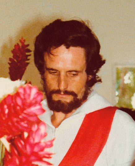 Richard Bennet i præstetiden på Trinidad