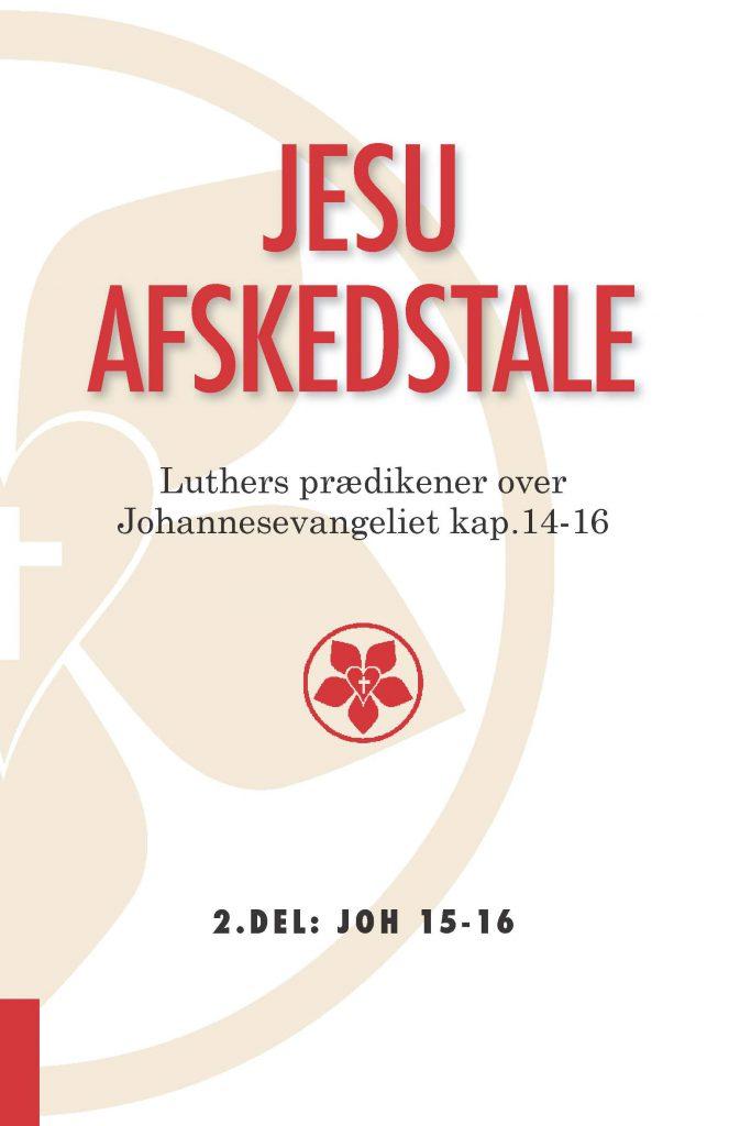 Forside - Jesu afskedstale bd. 2